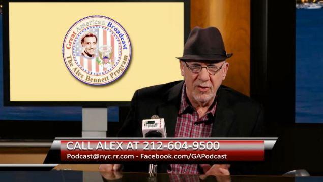 Alex Bennett (broadcaster) ALEX BENNETT at 73 True Radio Pioneer TALKERSCOM