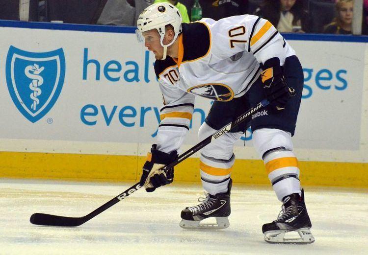 Alex Biega (ice hockey) Former Sabres prospect Alex Biega living NHL dream with Canucks