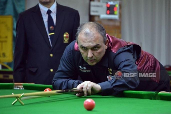 Alex Borg Snooker Alex Borg qualifies for the final phase of the China Open