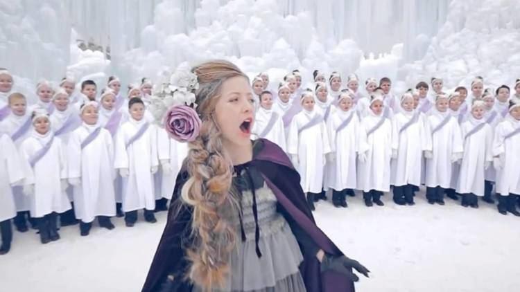 Alex Boyé Amber sings Alex Boye Let It Go African Tribal cover Frozen YouTube