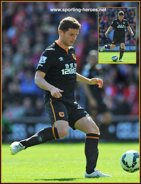 Alex Bruce (footballer, born 1984) Alex BRUCE League Appearances Hull City FC