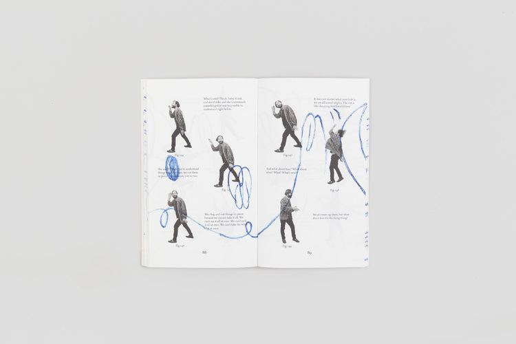 Alex Cecchetti Marie and William A Performance by Alex Cecchetti Mousse Publishing