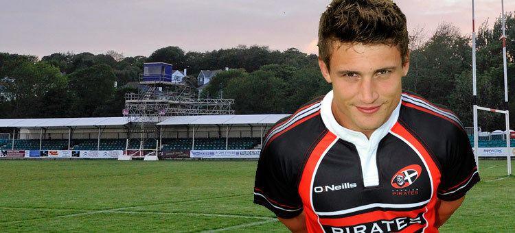 Alex Cheesman Alex Cheesman CentreFlanker Cornish Pirates rugby