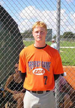 Alex Cobb Alex Cobb Player Profile Perfect Game USA