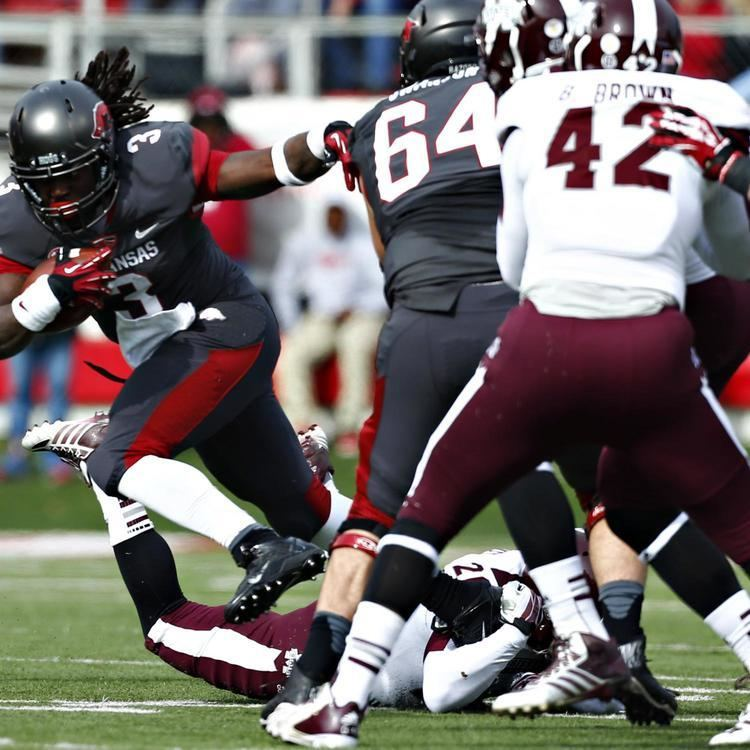 Alex Collins (American football) Arkansas Football Alex Collins Is the Next Big Thing for