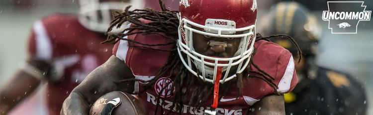 Alex Collins (American football) Alex Collins Arkansas Razorbacks
