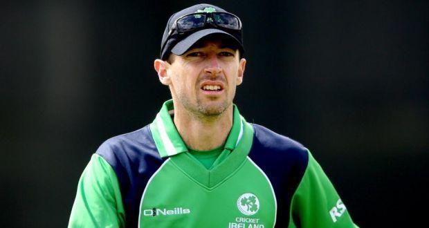Ireland cricketer Alex Cusack announces international retirement