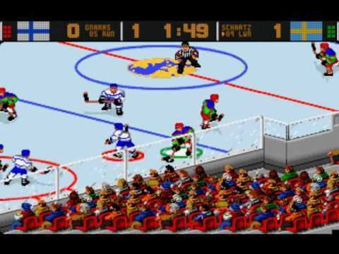 Alex Dampier Alex Dampier Pro Hockey gameplay YouTube