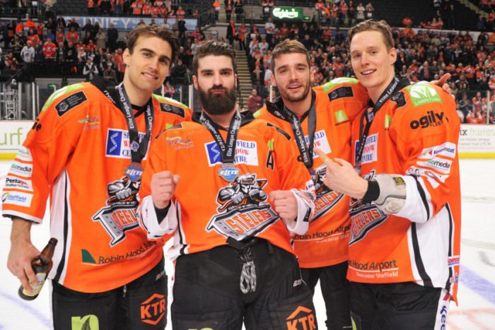 Alex Dampier Sheffield Steelers pathfinder Alex Dampier greets return of Paul