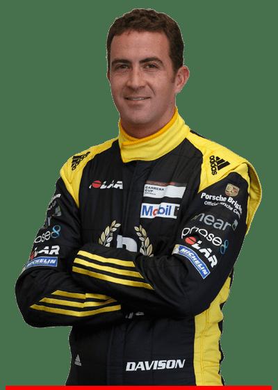 Alex Davison Alex Davison Porsche Carrera Cup Australia