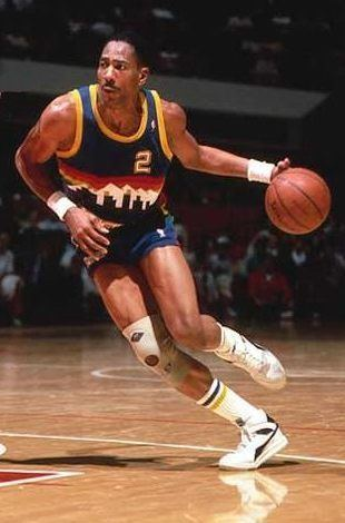 Alex English Denver Nuggets Remembering Alex English