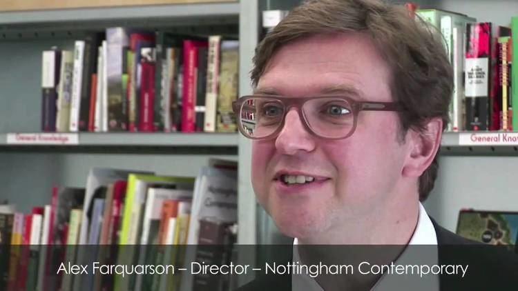 Alex Farquharson Alex Farquharson Director Nottingham Contemporary YouTube