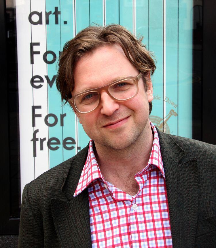 Alex Farquharson Alex Farquharson named director of Tate Britain