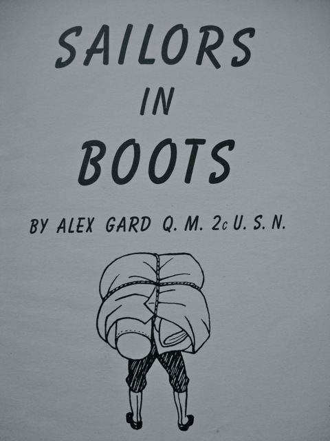 Alex Gard RIVETED quotGETTING SALTYquot the Alex Gard USN trilogy