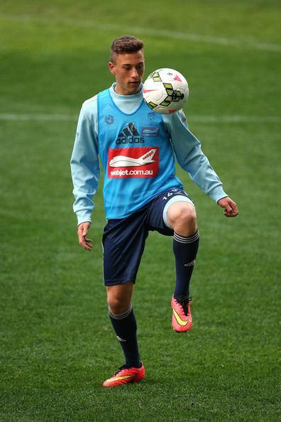 Alex Gersbach Alex Gersbach Photos Sydney FC Training Session Zimbio