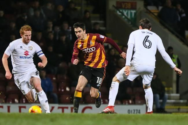 Alex Gilliead Alex Gilliead Bradford City can conquer pitch battle From Bradford