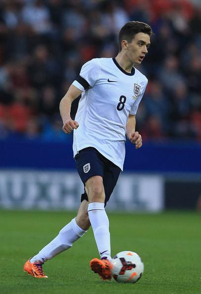 Alex Gilliead Alex Gilliead Pictures England U18 v Germany U18 Zimbio