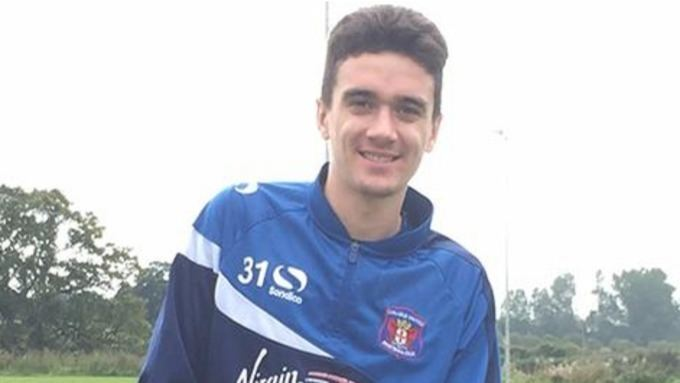 Alex Gilliead Carlisle swoop for two Newcastle youngsters Border ITV