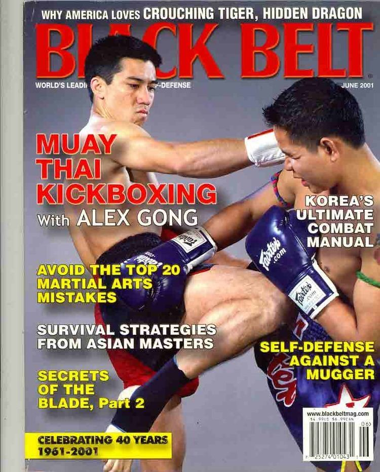 Alex Gong What We Can Learn From The Tragic Death of Kickboxing
