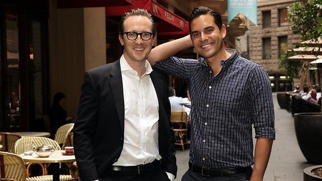 Alex Greenwich Why our proud MP Alex Greenwich is first among equals