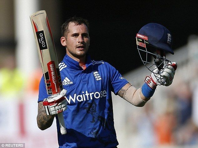 The making of Alex Hales How England opener and tattooloving chav