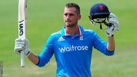 England v India Alex Hales named in ODI squad Ravi Bopara out