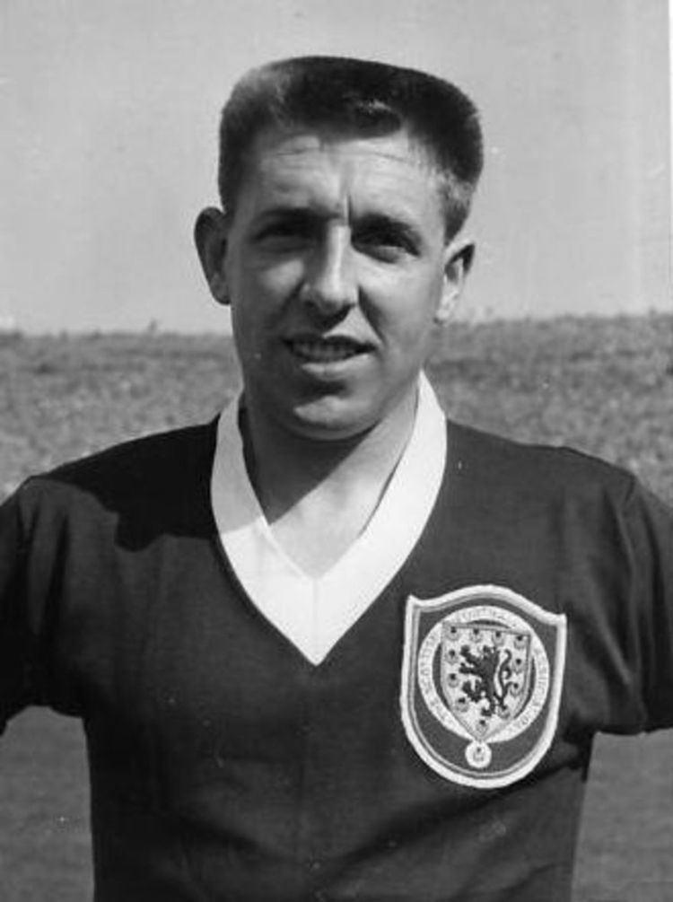 Alex Hamilton (footballer, born 1936) They Wore The Dark Blue For Club and Country Alex Hamilton