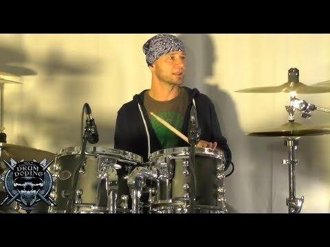 Alex Holzwarth Drum Doping THRASH METAL STYLE TWO Alex Holzwarths drum lesson