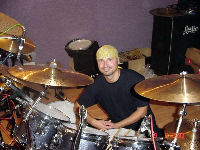 Alex Holzwarth Drummerszone artists Alex Holzwarth
