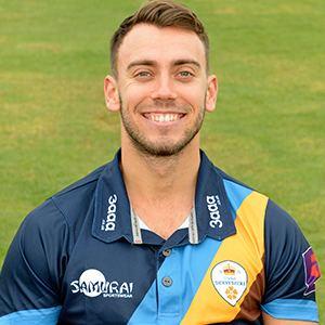 Alex Hughes (cricketer) Alex Hughes