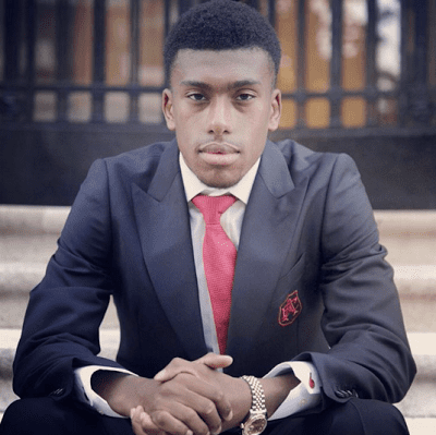 Alex Iwobi Spiffy New Pictures of Arsenal Player Alex Iwobi