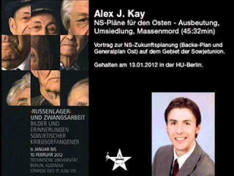 Alex J. Kay Alex J Kay NSPlne fr den Osten Ausbeutung Umsiedlung