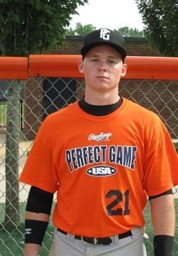 Alex Jones (baseball) Alex Jones Player Profile Perfect Game USA