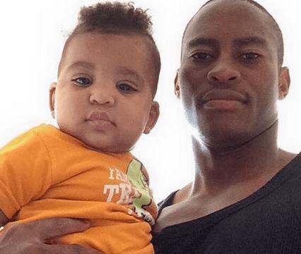 Alex Kakuba Portugalbased Ugandan Defender Kakuba Poses with Cute