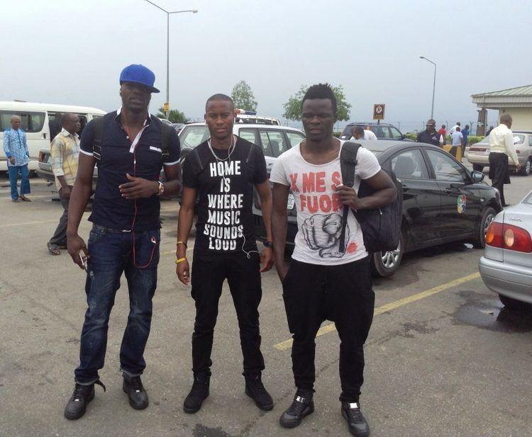 Alex Kakuba NIGERIA vs UGANDA Onyango Kakuba and Luwaaga Join Cranes