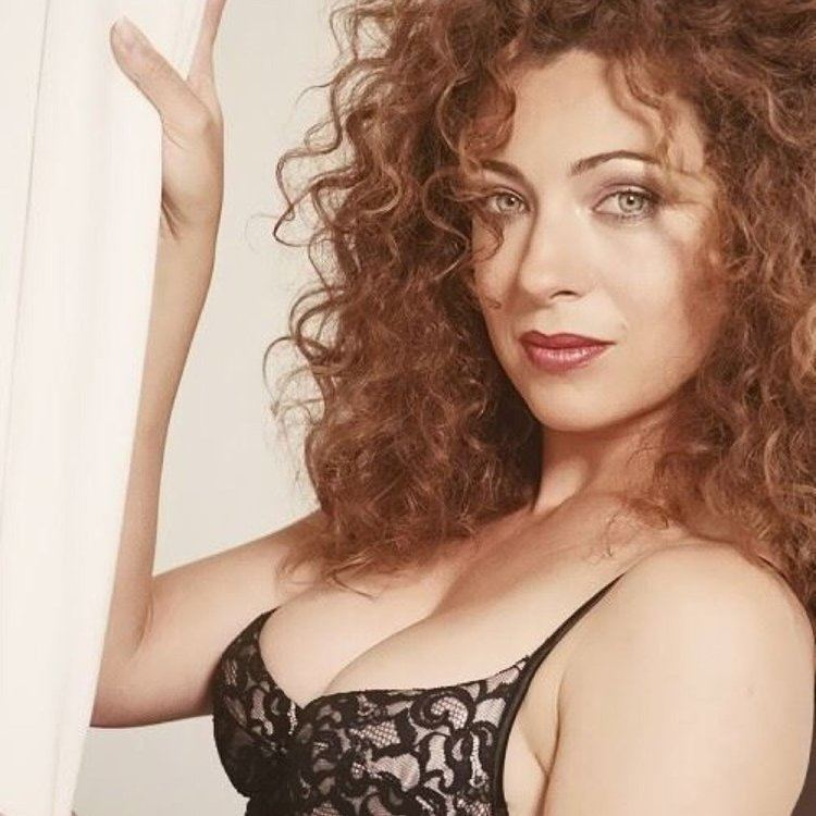 Alex Kingston Alex Kingston one of the actress options for Scottys wife REPIN