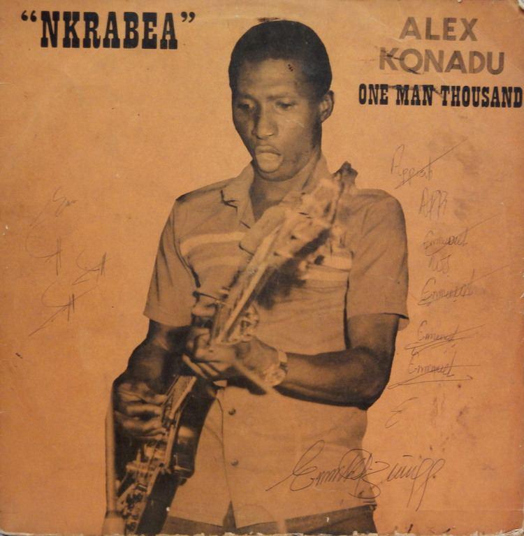 Alex Konadu Alex Konadus One Man Thousand Nkrabea Brobisco 1980 Global