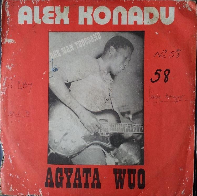 Alex Konadu Alex Konadu Akwasi Beats