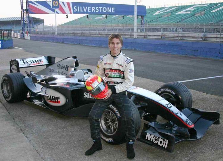 Alex Lloyd (racing driver) Alex Lloyd