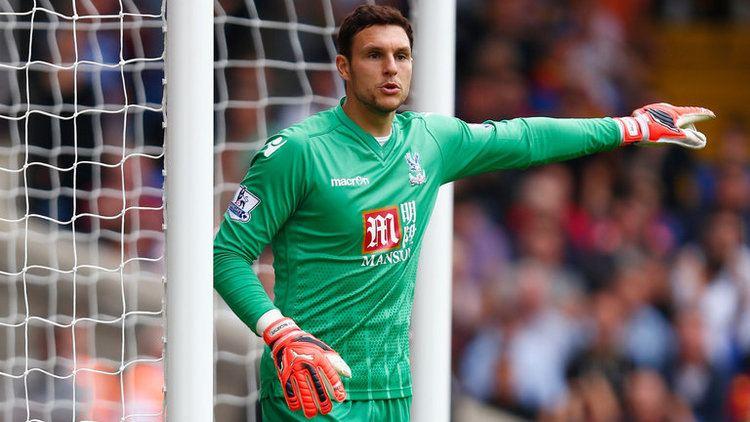 Alex McCarthy (baseball) Southampton secure Crystal Palace goalkeeper Alex McCarthy