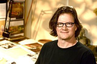 Alex McDowell Graphic Journey Blog Alex McDowell Designer of worlds