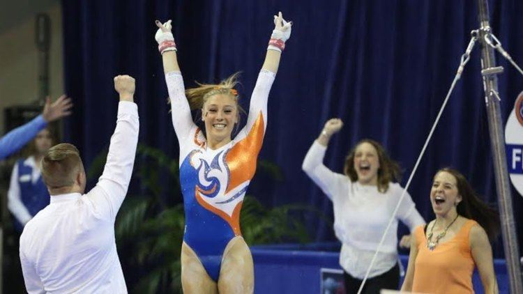 Alex McMurtry Florida Gymnastics Alex McMurtry Perfect 10 12916 YouTube