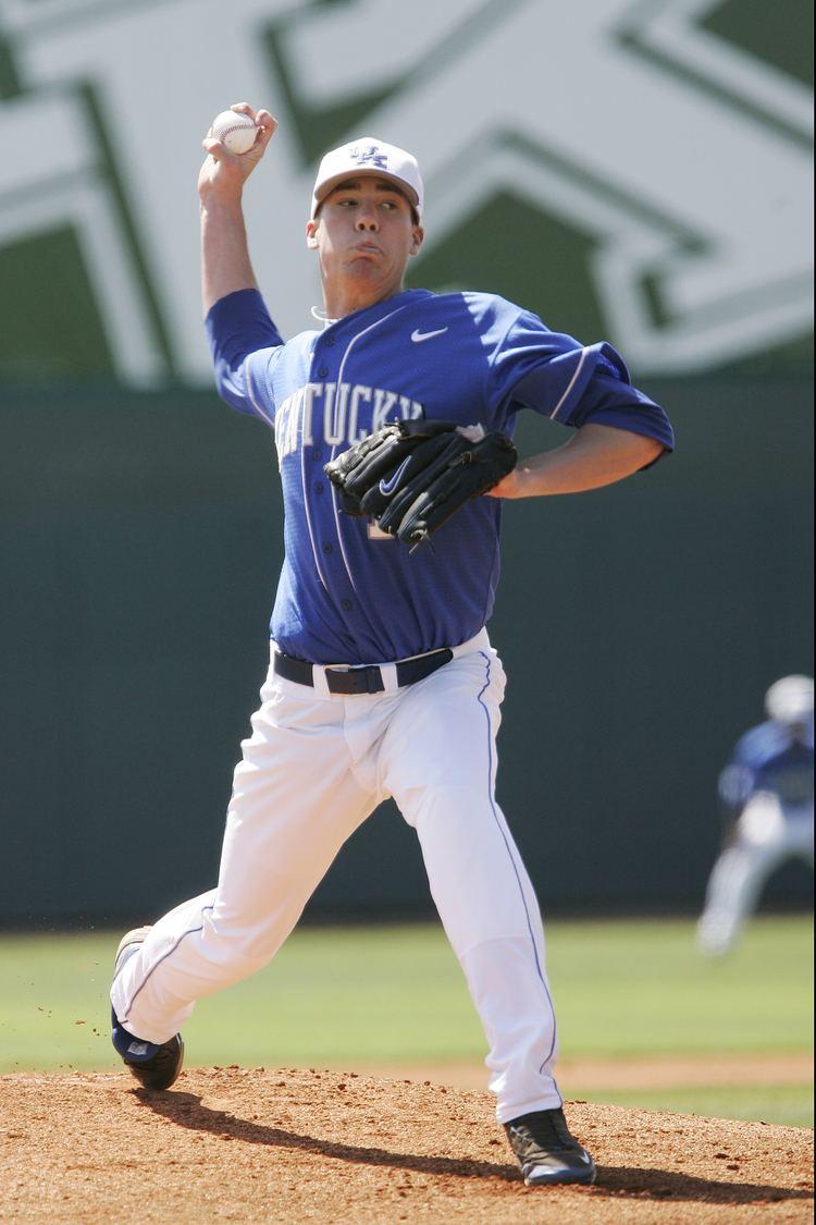 Alex Meyer (baseball) Jacob Rhodes BluGrass Baseball