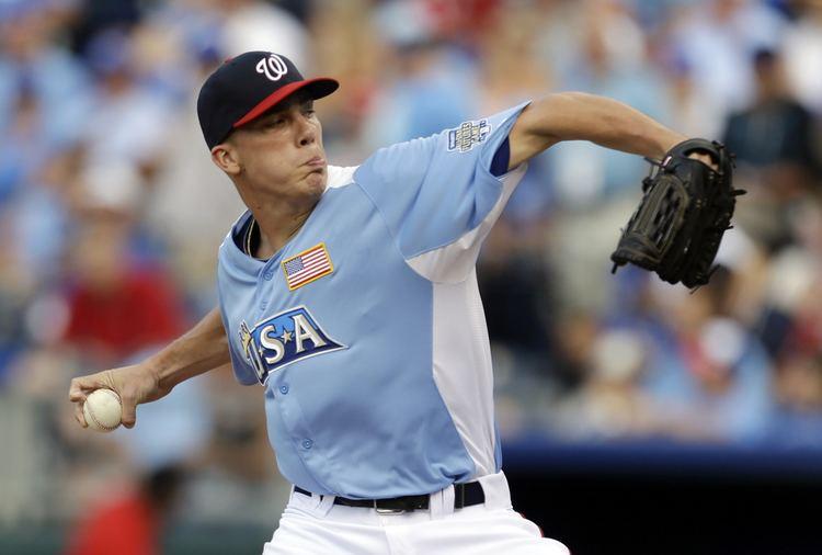 Alex Meyer (baseball) Nationals39 2011 firstrounder Alex Meyer shines in HighA