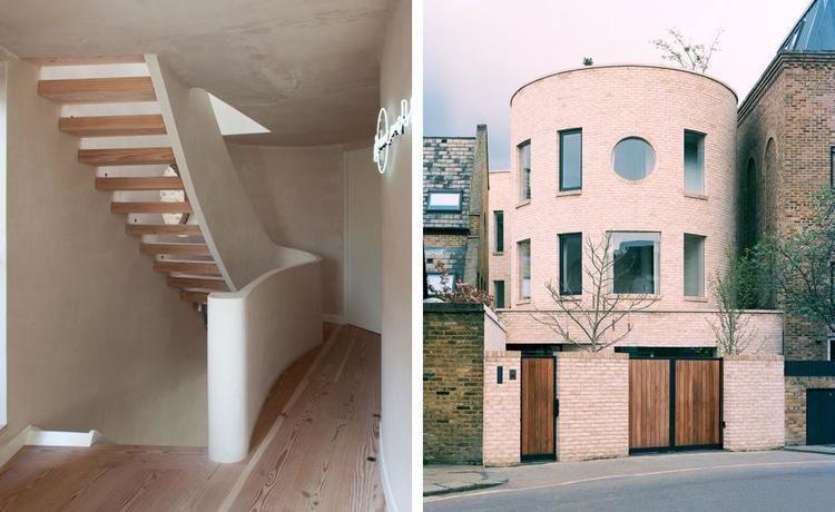 Alex Michaelis Alex Michealis designs a new playful west London home Wallpaper