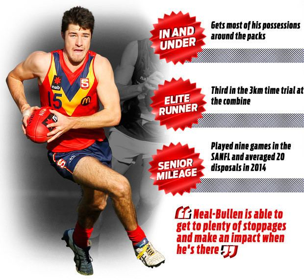 Alex Neal-Bullen 16 days to the draft Meet Alex NealBullen AFLcomau