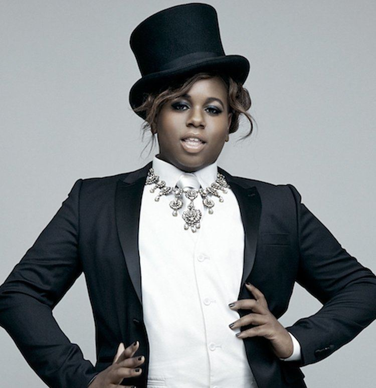 Alex Newell Glee39s Alex Newell Featured on Blonde39s New Dance Track