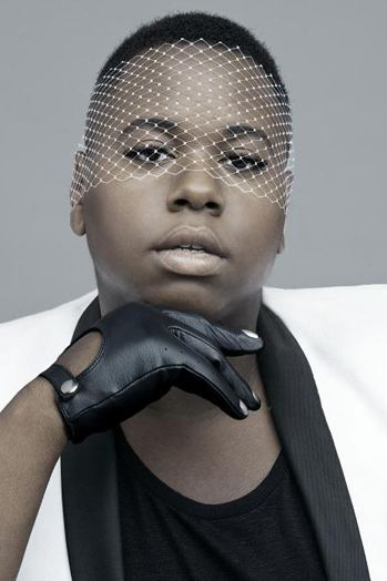 Alex Newell Glee39s39 Alex Newell Signs With Atlantic Records Exclusive