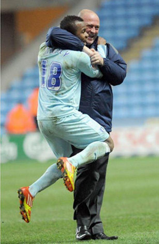 Alex Nimely Alex Nimely can be top Premier League player says Clive Platt