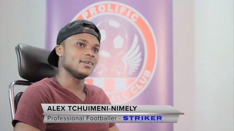 Alex Nimely Alex Nimely Player EPK YouTube